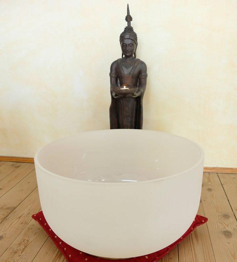 Crystal Voice Fernsitzung, Buddha